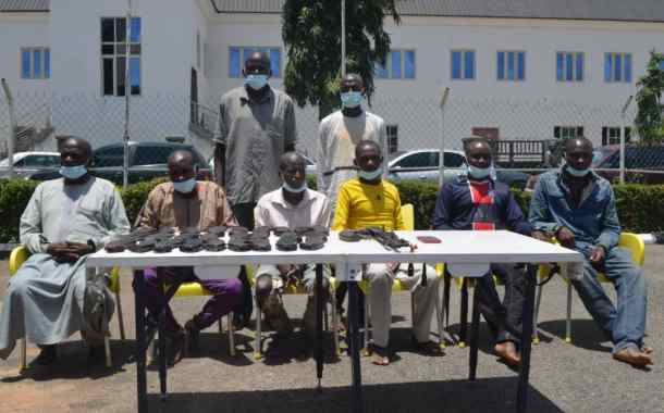 Police Arrest Killers Of 93-yr-old Father Of ex-Plateau Gov;Nab 2 Others For Virtual Kidnapping, Recover Arms, See Photos