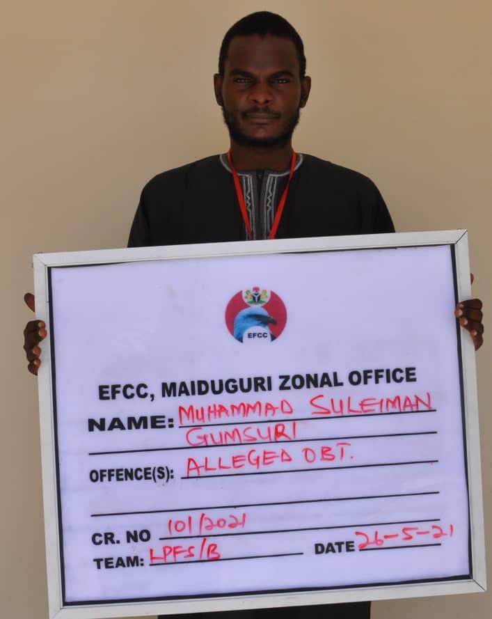 EFCC Closes Case In N93.8m Contract Scam In Maiduguri