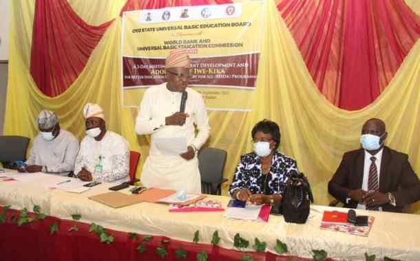 BESDA: Oyo Govt, UBEC Adopt Iwe-Kika For Out-of-School Children