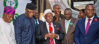 Fayemi, Afe Babalola Make Case For More United Nigeria; ex-Senate President David Mark Hails Ekiti's Agric Initiatives