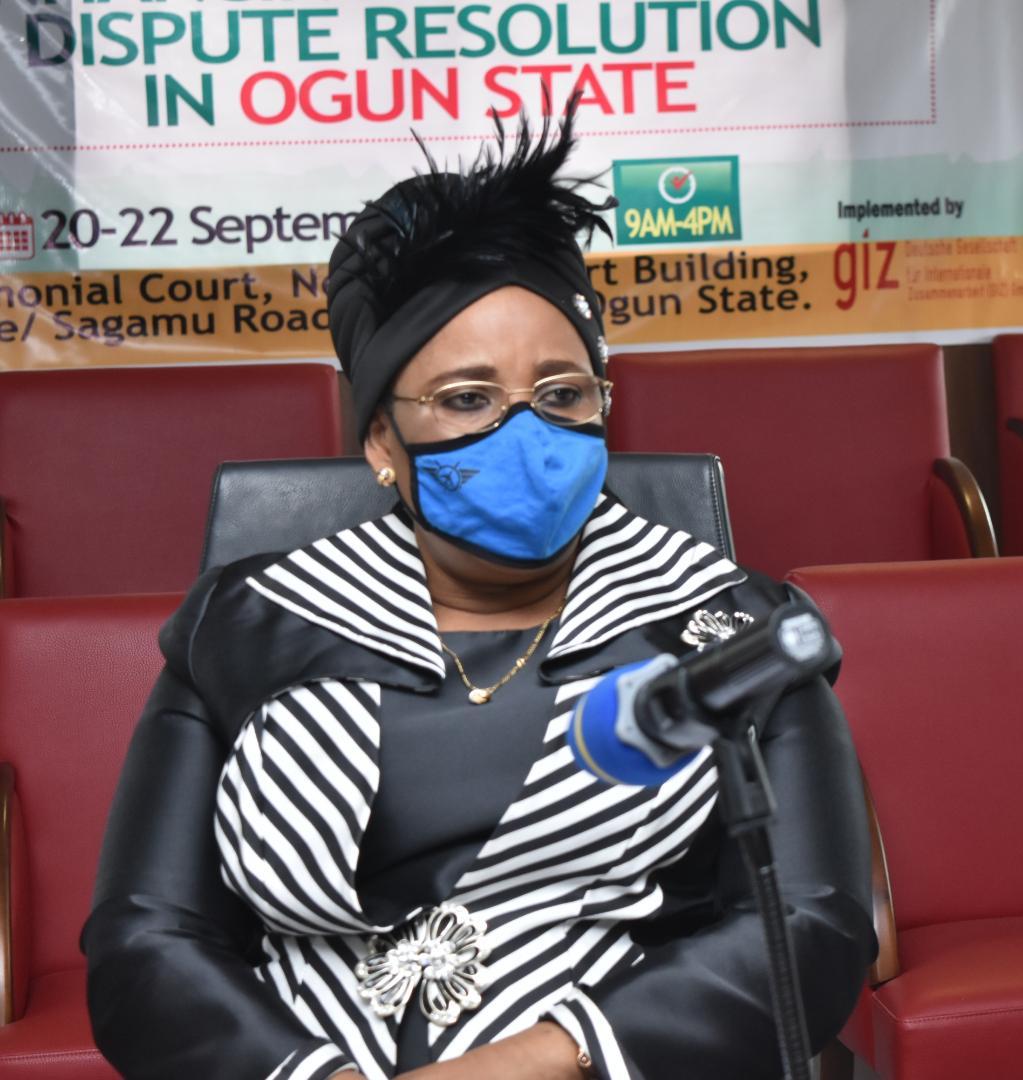Ogun Judiciary Inaugurates Study Centre For Staff