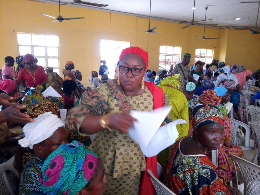 Poverty Alleviation: Oriade LCDA Sets To Lift 150 Widows With Cash