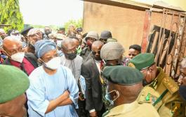 Attack On Oyo Custodial Centre: We'll Recapture All Inmates That Escaped - Aregbesola