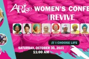 Arise 2021: Siju Iluyomade, Six First Ladies, Other Leaders To Speak On Empowerment, Nation Building