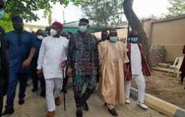 Breaking: Tambuwal, Wike, Makinde, Ikpeazu Meet Mimiko Ahead Of His Defection Back To PDP
