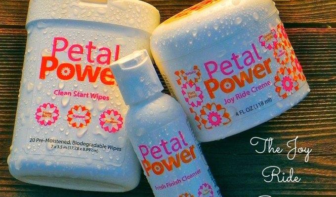 Petal Power Chamois Cream