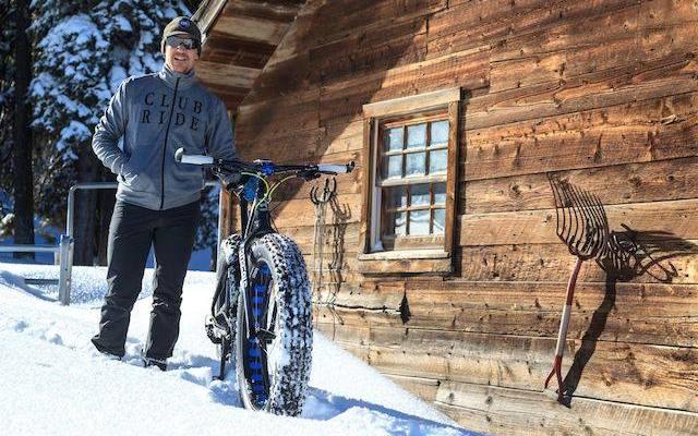 Club Ride fat bike apparel