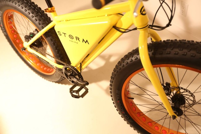 Storm Electric Bike