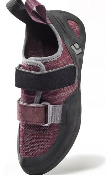 Black Diamond climbing shoe