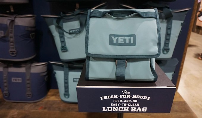 Yeti Lunch Bag