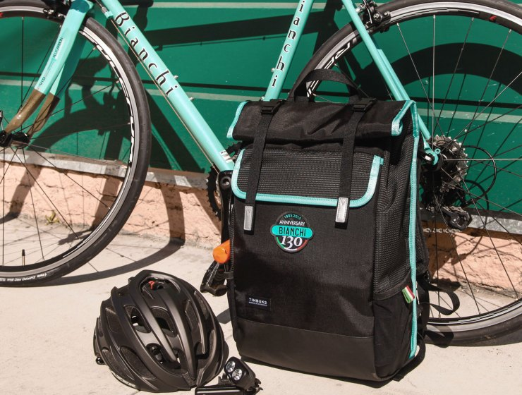 Bianchi Prospect Backpack