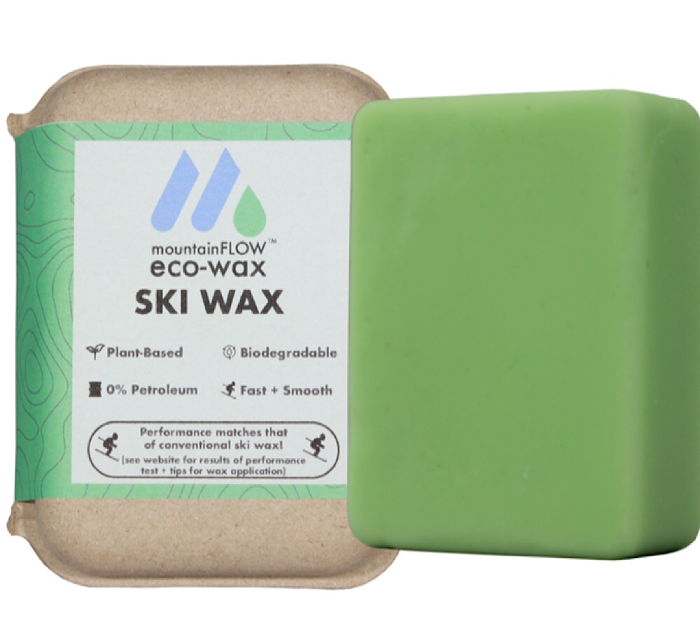 A New Eco-Friendly Ski Wax Made From Plants