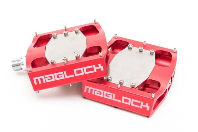 MagLOCK pedals