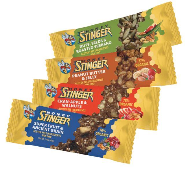 Honey Stinger Snack Bar