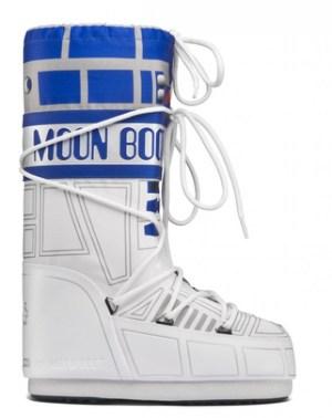 R2-D2 Moon Boot