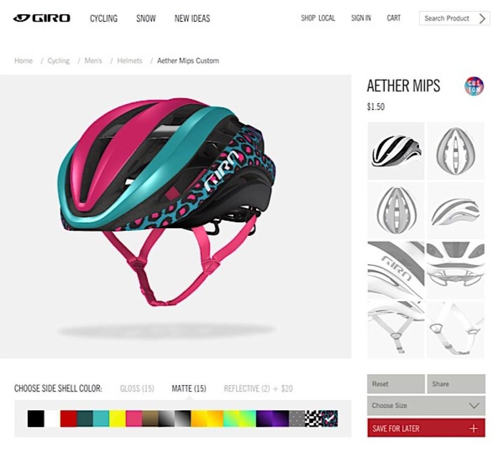 Giro Custom