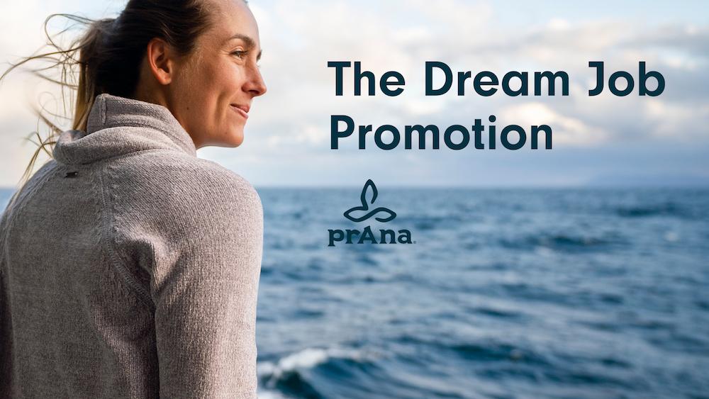 Prana Dream Job