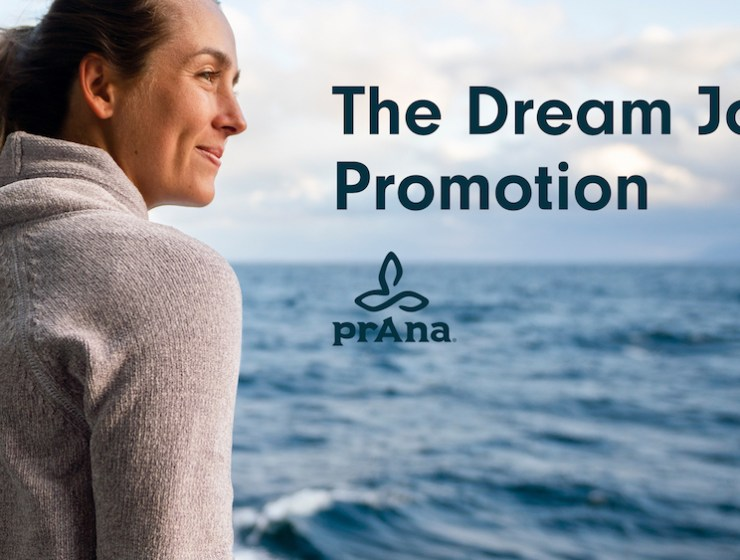 Prana Dream Job