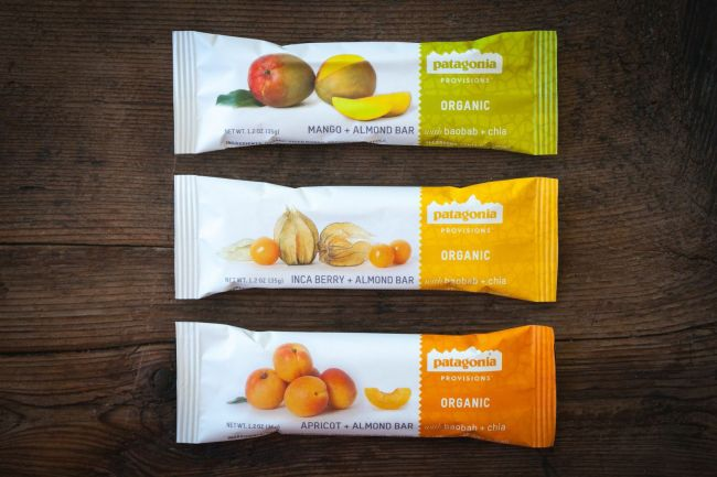 Patagonia Provisions Organic Fruit + Almond Bar