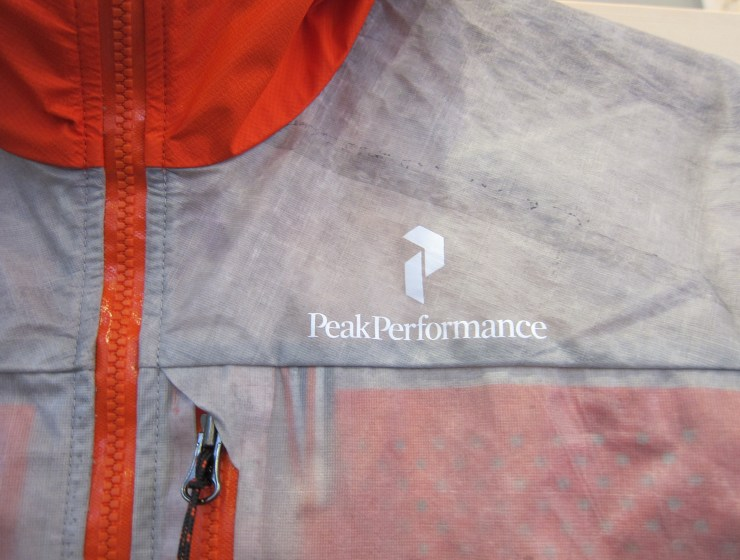 Peak Performance Cuben Fiber Jacket
