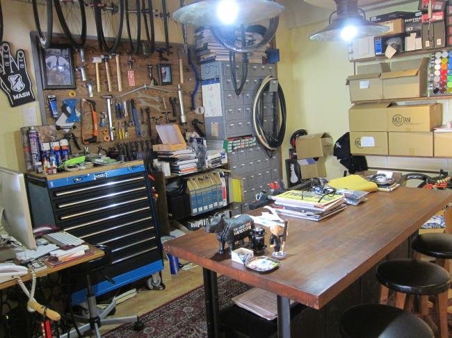 Yoshida's Workshop