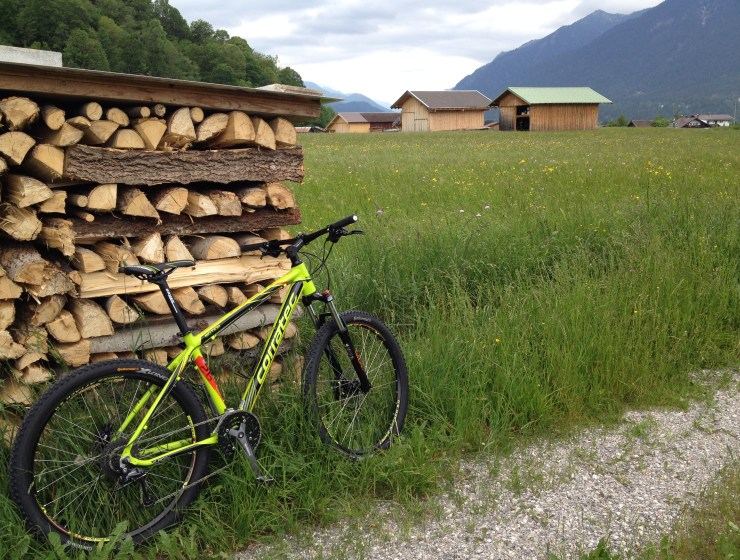 Mountain Bike Garmisch