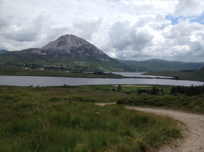 Mt Errigal