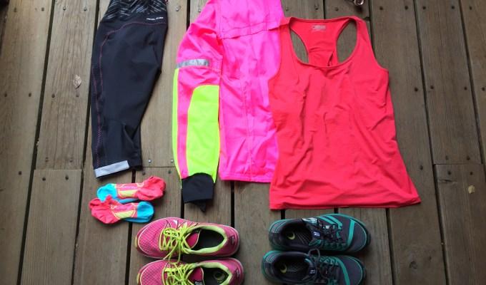 Fall running essentials
