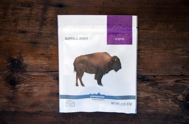 Patagonia Buffalo Jerky