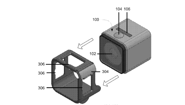GoPro Cube Camera