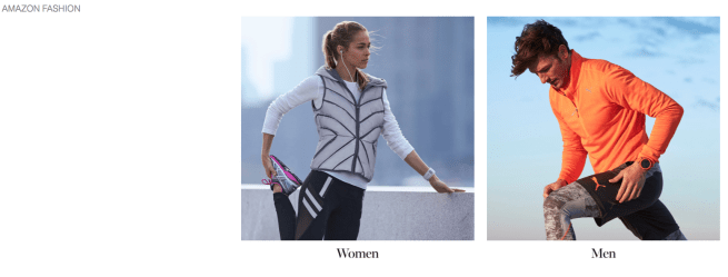 Amazon Activewear