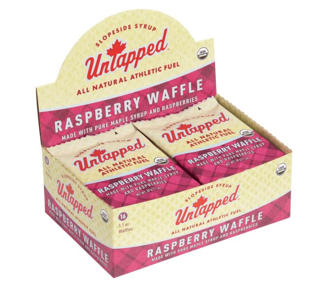 Untapped Raspberry Waffle