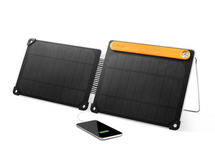 BioLite SolarPanel10+
