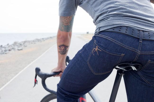Keirin Cut Jeans
