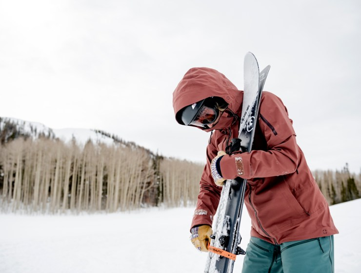 Backcountry Ski Apparel