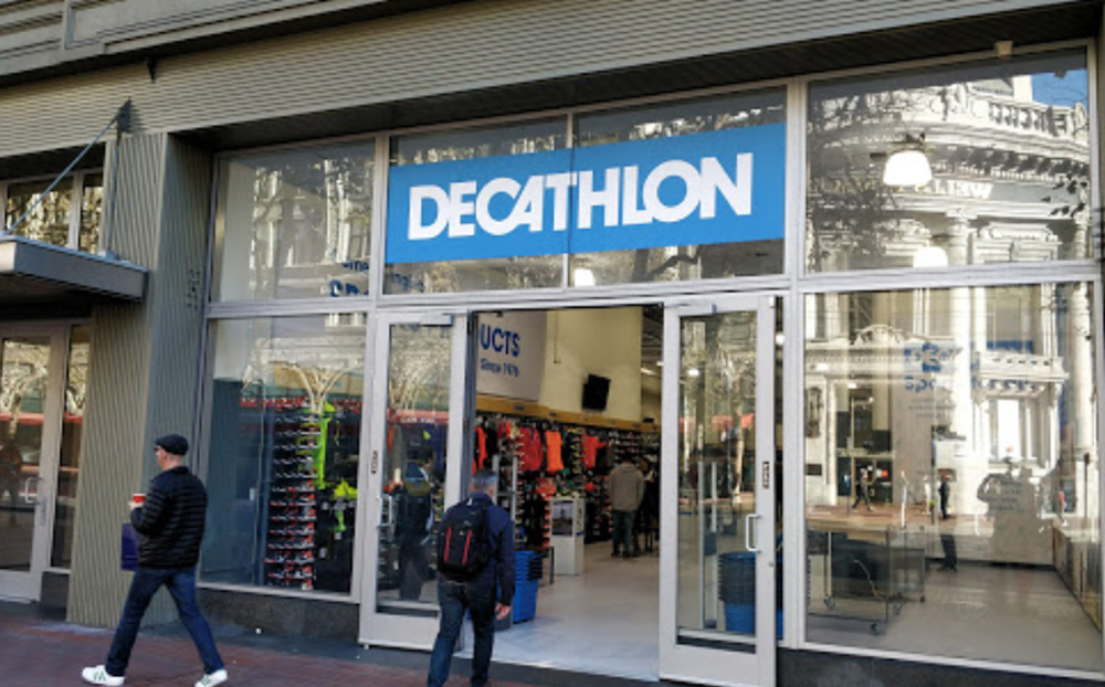 f4e2226bf The world s largest sporting goods retailer just landed back on US shores.  Decathlon opened its first store in Lille