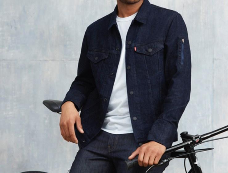 Google Levi's Jacket