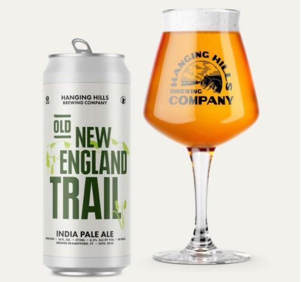 New England Trail IPA