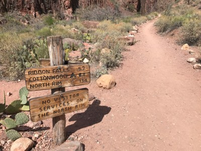 north rim trail