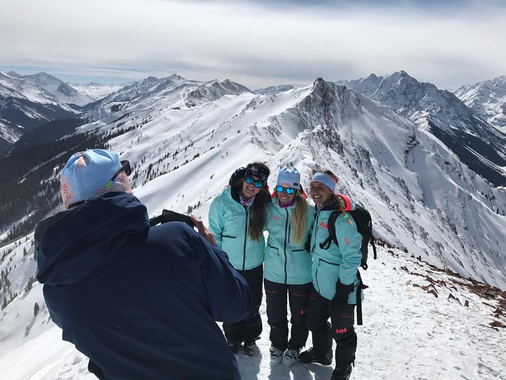 Summit Highland Peak