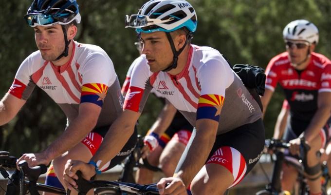 Polartec cycling