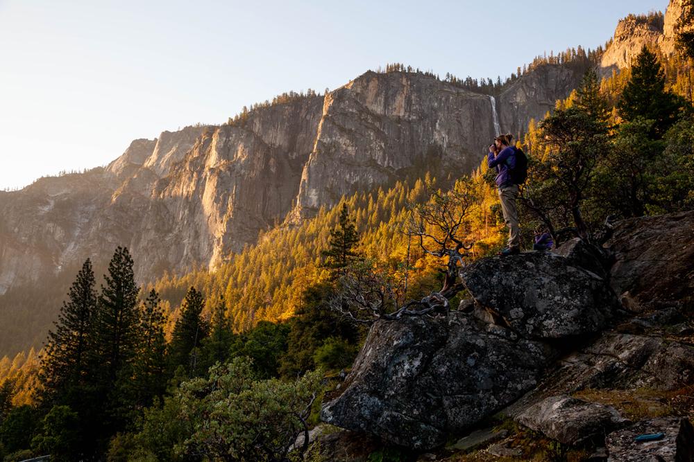 Sunrise Yosemite