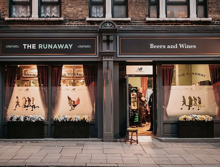 The Runaway Pub
