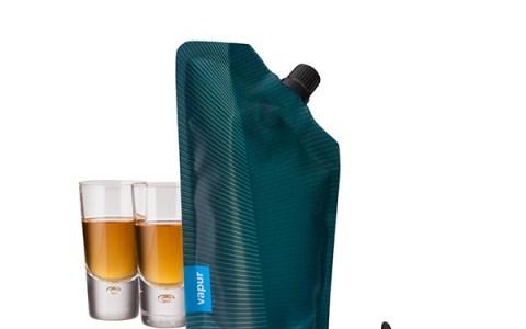 foldable flask