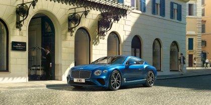 Bentley | image: Bentley