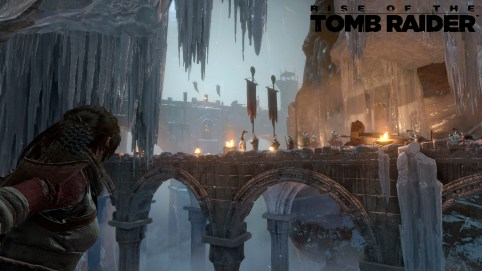 Tomb Raider ROT Deathless Bridge