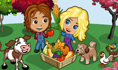 farmville graphic