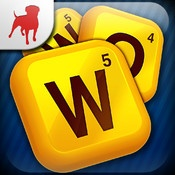 words with friends gaming logo