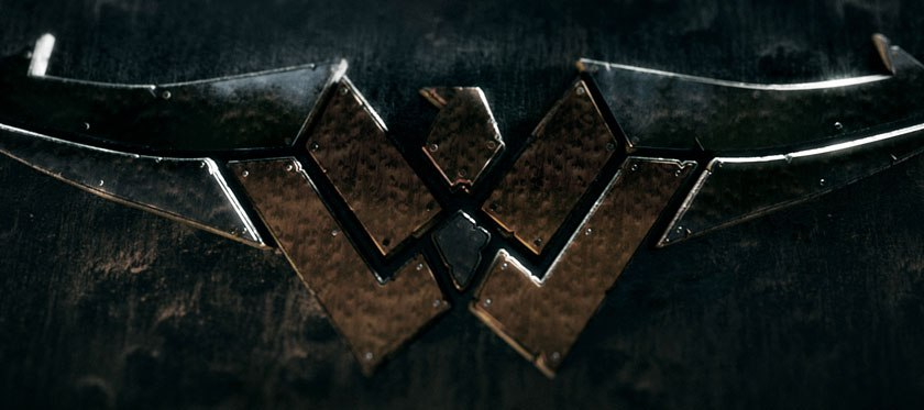 wonder woman rainfall logo