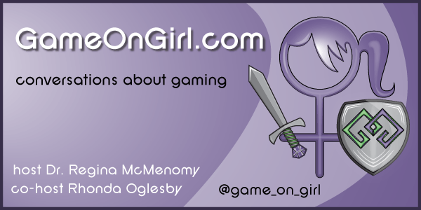 game on girl podcast banner